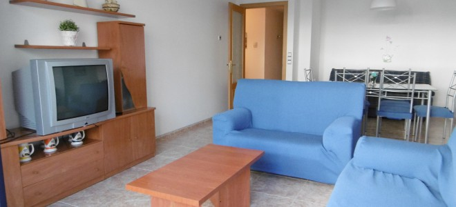 Ref. 2280 v. Big and nice apartment in the near of the beach. 3 bedrooms.