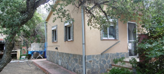 Ref. 6130 House in rural area 10 minutes from tossa